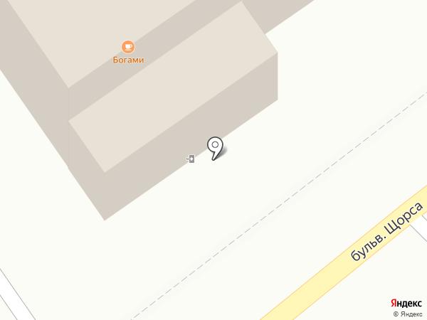 Богами на карте Брянска