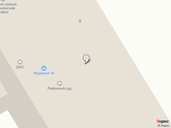 Банкомат, Банк Возрождение, ПАО на карте Петрозаводска