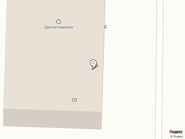 Городской транспорт, МУП на карте Петрозаводска