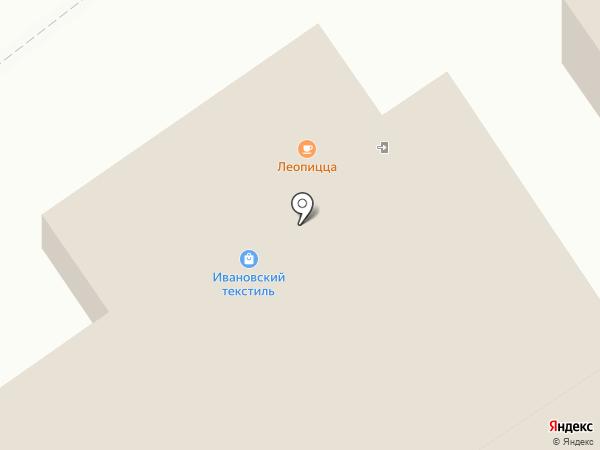 Светофор на карте Брянска