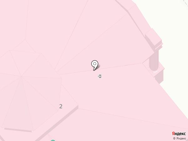 Гинекологический стационар на карте Петрозаводска