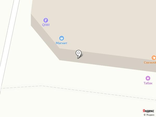 Полесье на карте Брянска