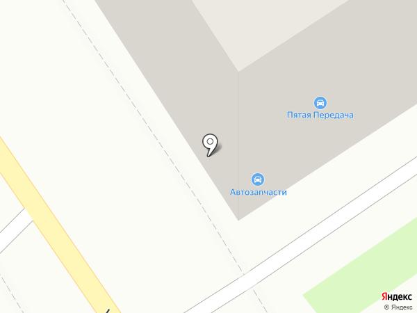 Протан-Строй на карте Петрозаводска