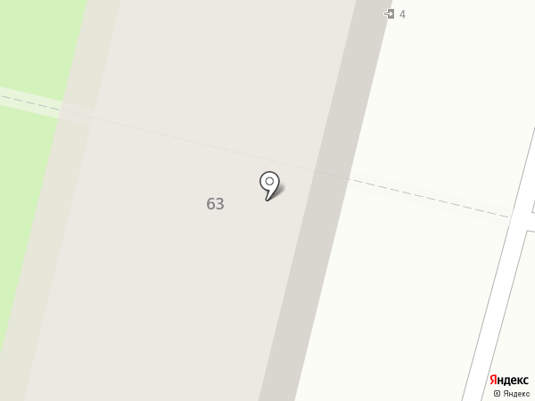 Фокинский городской отдел доставки пенсий и пособий на карте Брянска