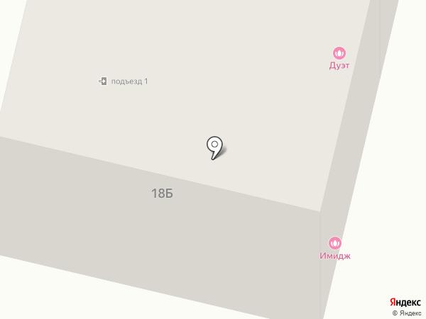 Имидж на карте Брянска