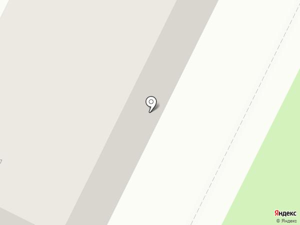Алан на карте Брянска