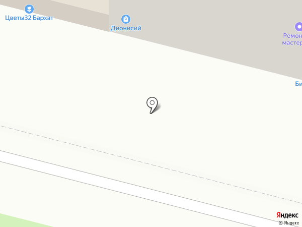 Компания по ремонту мобильной техники на карте Брянска