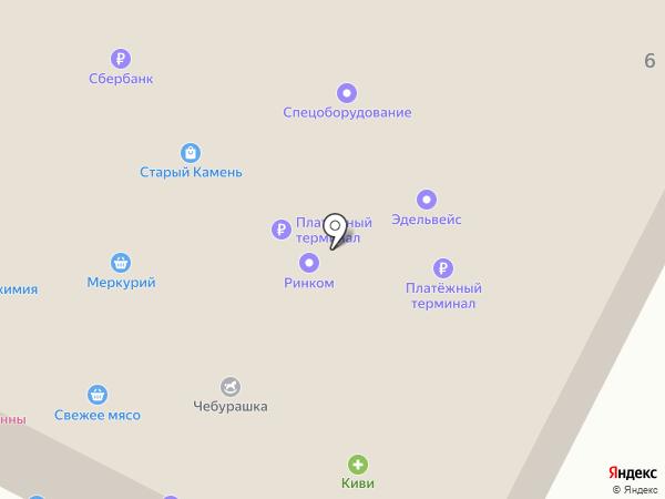 Дом100 на карте Брянска