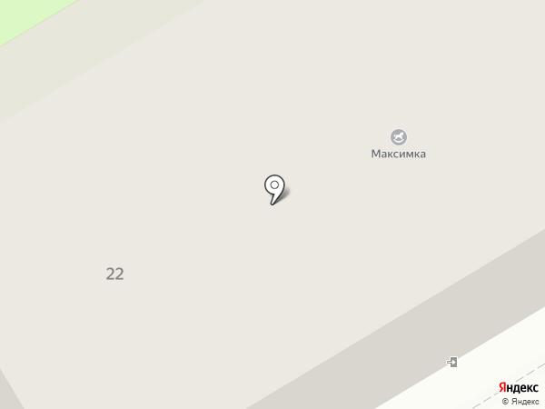 Скиф на карте Петрозаводска