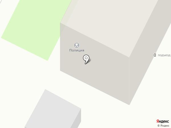 Отделение по делам несовершеннолетних Володарского района на карте Брянска
