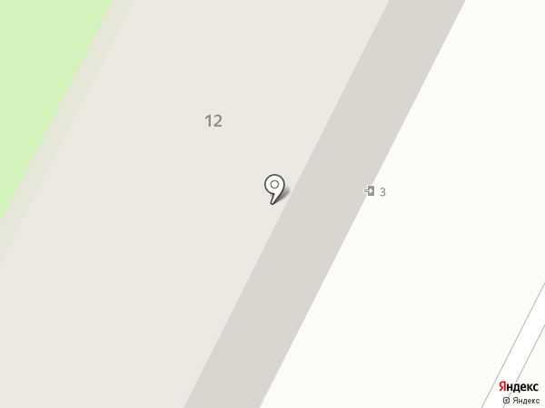 Отдел полиции №2 Управления МВД России по г. Брянску на карте Брянска