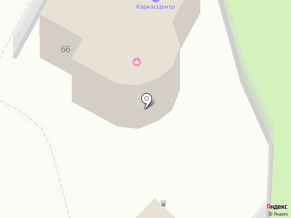 Новоселье Голд на карте Брянска
