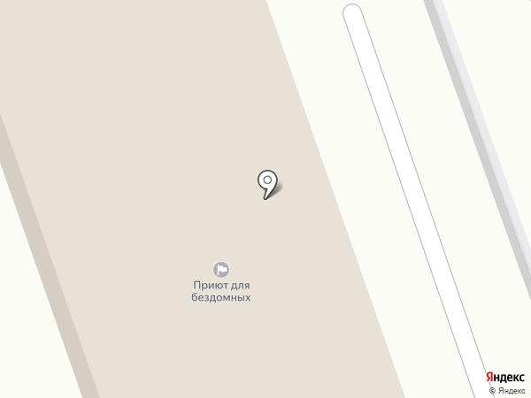 Комплексный центр социальной адаптации для лиц без определенного места жительства и занятий г. Брянска на карте Брянска