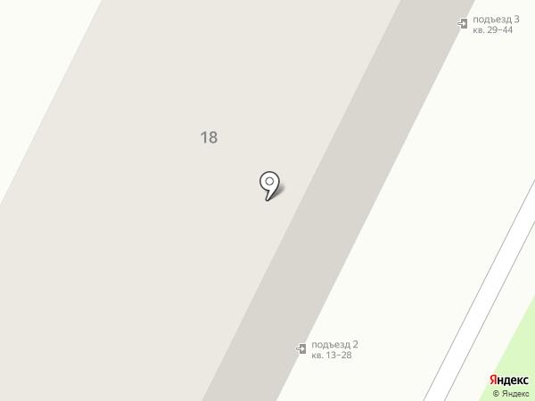 3 на карте Брянска