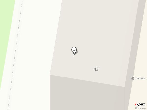 HULK-32 на карте Брянска