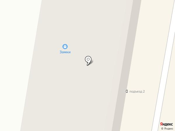 Медкор на карте Брянска