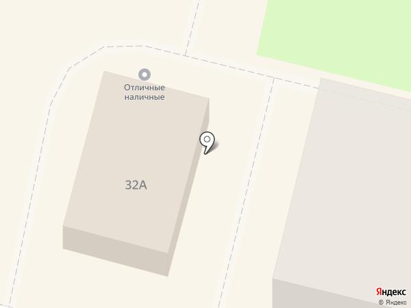 Магазин цветов на карте Брянска