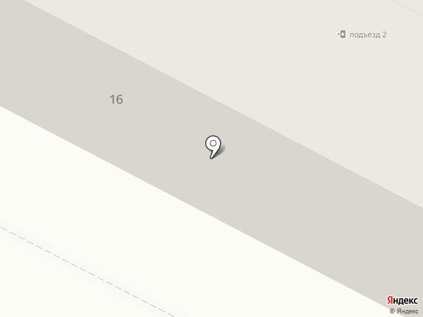 У Ани на карте Брянска