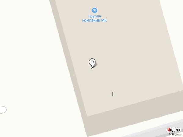 Строймодуль на карте Брянска
