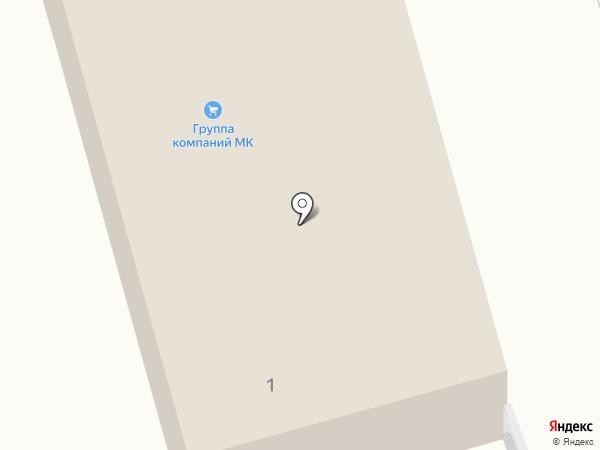 Монолит-Комплект на карте Брянска