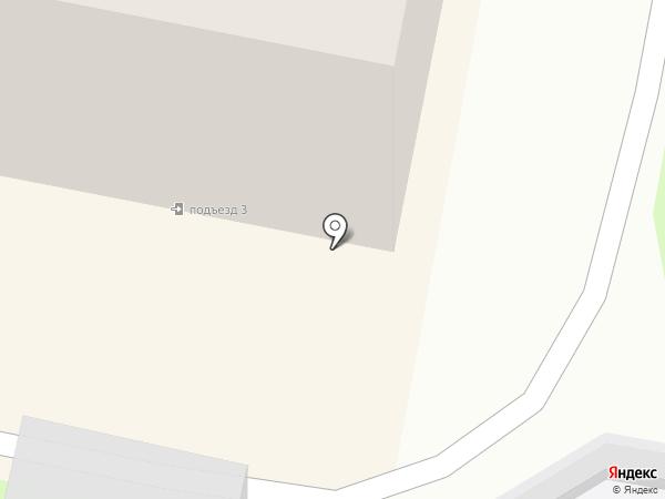 ЖЭУ-23 на карте Брянска