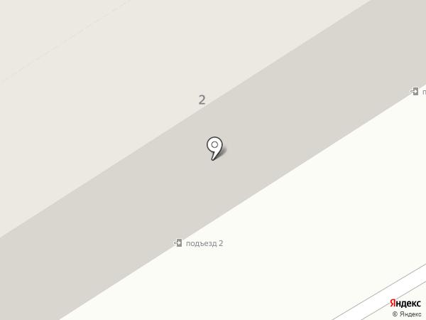 Домоуправление жилищно-строительных кооперативов в Володарском районе г. Брянска на карте Брянска