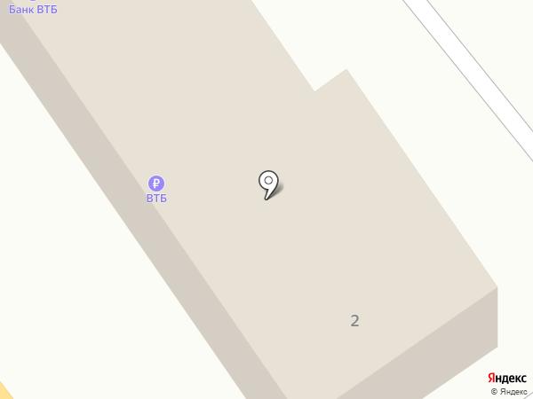 Гидромаш на карте Брянска