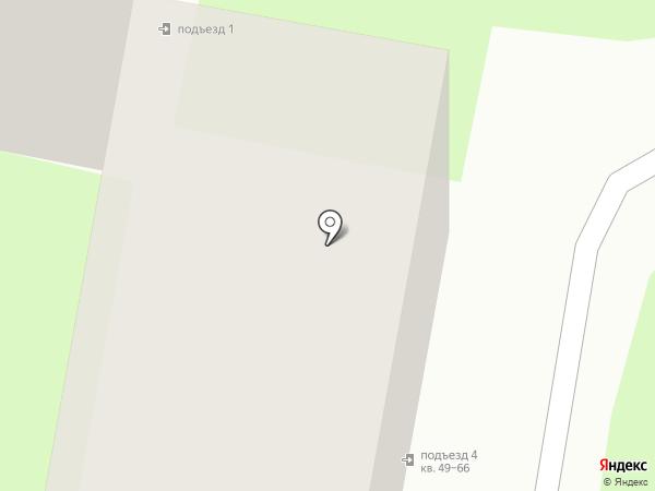Ключ на карте Брянска