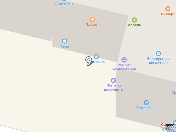 Фотоцентр на карте Брянска