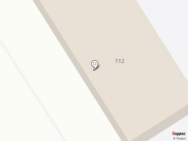 Вир на карте Брянска