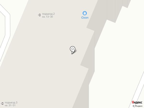 Магазин хозтоваров на карте Брянска