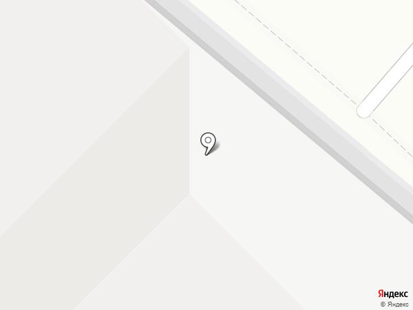Автостоянка на карте Петрозаводска