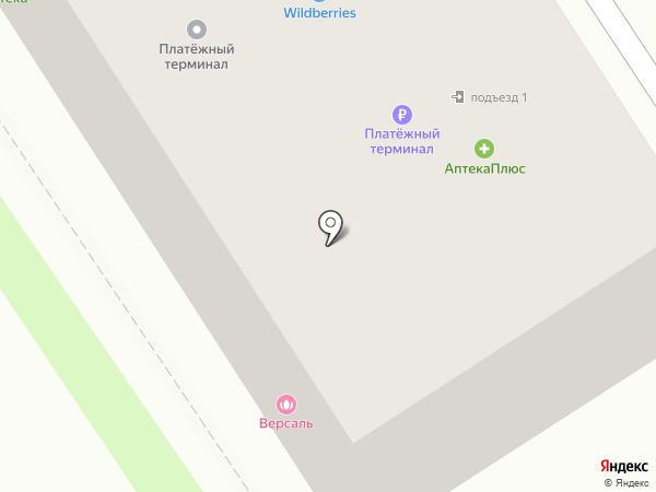 Пищевик на карте Брянска