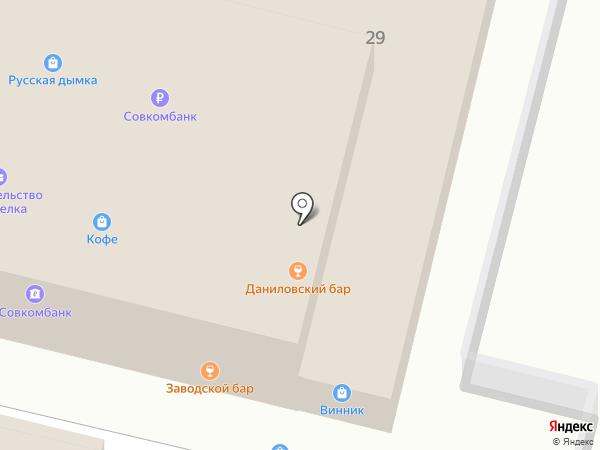 Мелькрукк на карте Брянска