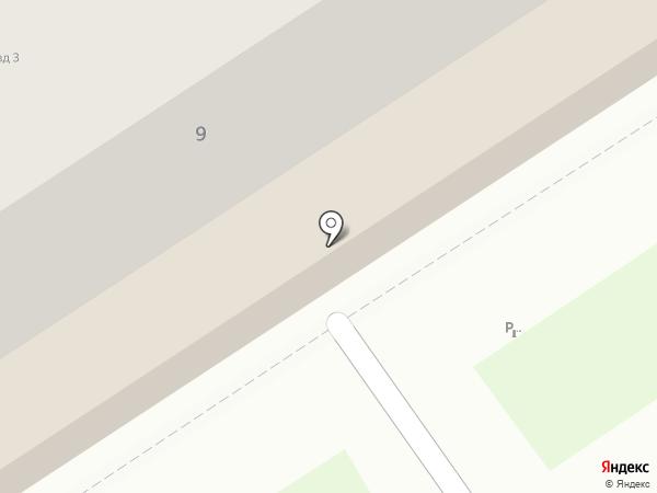 Володарский районный суд на карте Брянска