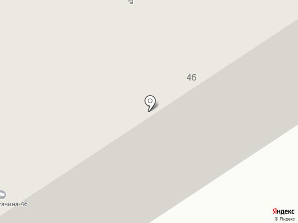 РИГАЧИНА-46, ТСЖ на карте Петрозаводска
