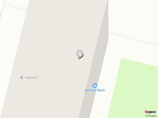 Драйв на карте Брянска