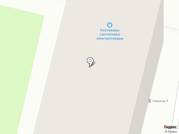 100 Квартир на карте Брянска