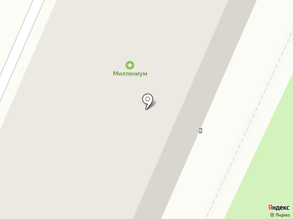 Магазин хозяйственных товаров на карте Брянска