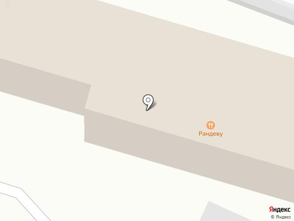 Алые паруса на карте Брянска