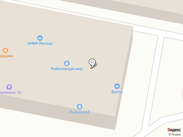 Bolido.ru на карте Брянска