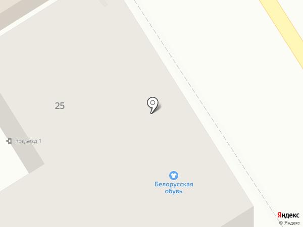 ДежАвю на карте Брянска