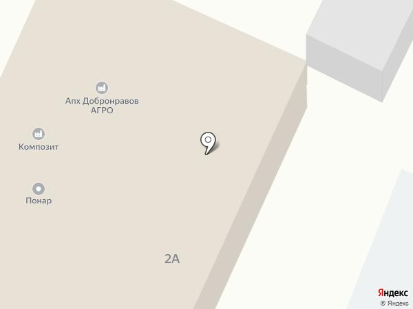 РМК на карте Брянска