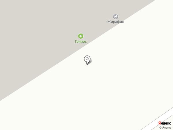 Гелиос на карте Брянска