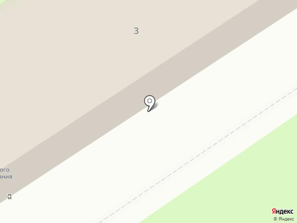 Комплексный центр социального обслуживания населения г. Брянска на карте Брянска