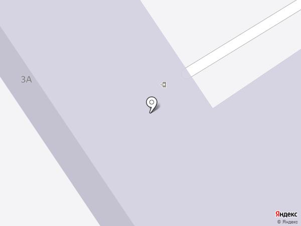 Средняя общеобразовательная школа №58 на карте Брянска