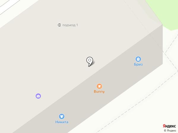 iСервис на карте Брянска