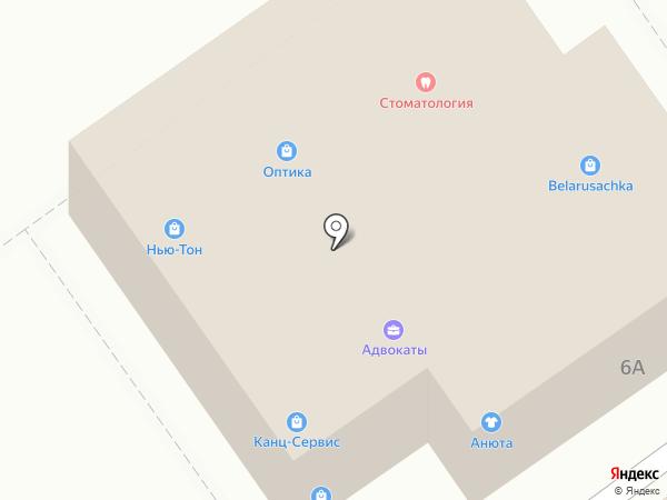 Мир текстиля на карте Брянска