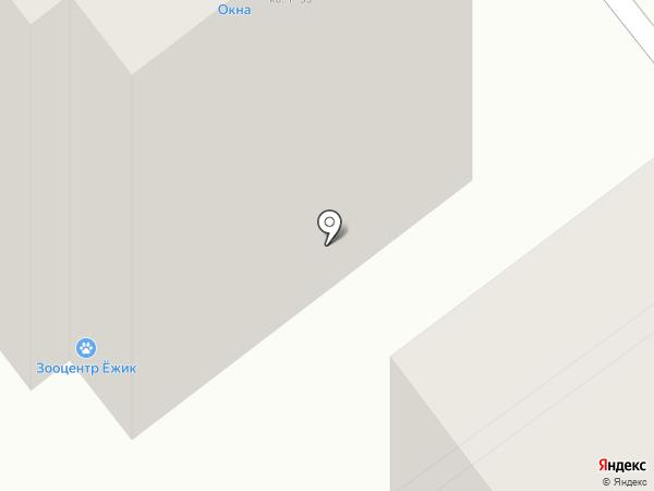 Оконная компания на карте Брянска