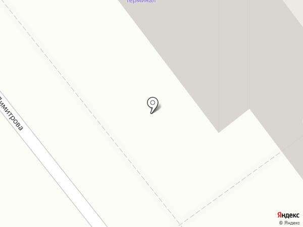 Гранат на карте Брянска